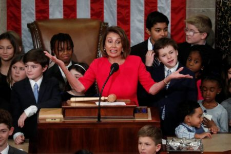 La renovación demócrata peina canas