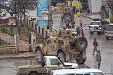 Cuatro estadounidenses mueren en un atentado en Siria