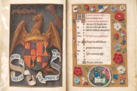 La agitada vida de los manuscritos iluminados medievales