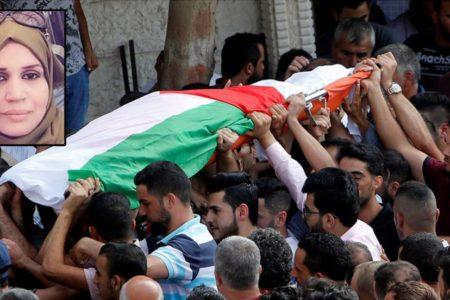 Detenidos cinco adolescentes judíos por la muerte de una pedrada de una palestina