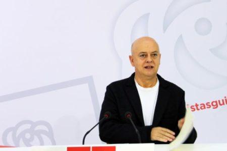 """Elorza critica al PSOE extremeño por pedir junto a PP y C's un nuevo 155 en Cataluña: """"Es censurable"""""""