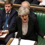 El Parlamento británico pide renegociar el Brexit con la UE