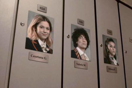 Netflix rueda ya la segunda temporada de 'Élite' con tres nuevos fichajes