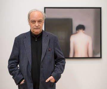 Enrique Vila-Matas escribe su biografía en forma de exposición
