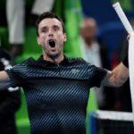 Bautista derrota a Djokovic y jugará la final del Torneo de Doha