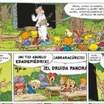 El nuevo cómic de Astérix y Obélix saldrá en otoño