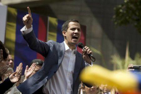 La breve detención del presidente del Parlamento opositor dispara la tensión en Venezuela