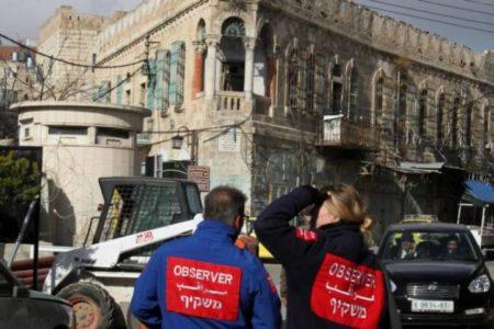 Israel expulsa a los observadores internacionales de Hebrón
