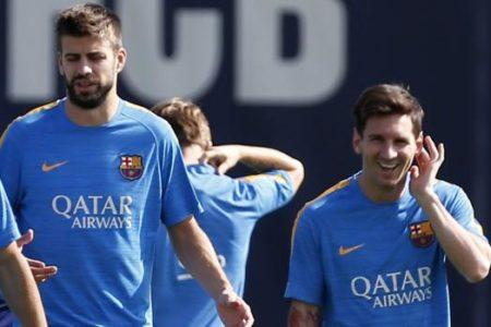 Piqué recluta a Messi y a Cesc para el Andorra