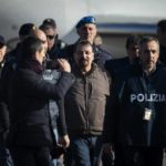 El terrorista Battisti regresa a una cárcel italiana 37 años después