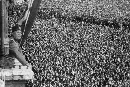 Italianos… ¿Mussolini ha vuelto?