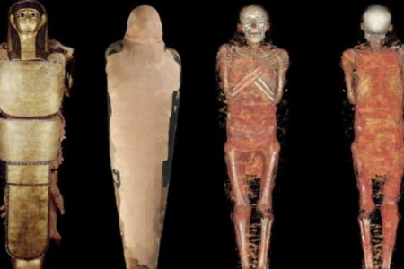 La momia del Arqueológico era el médico del faraón