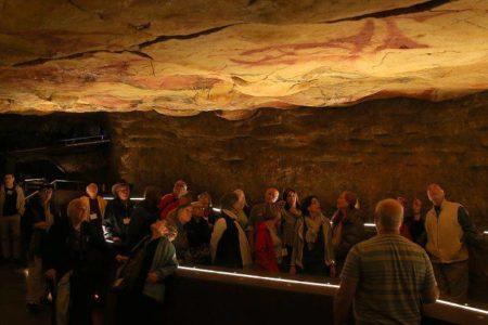 """Suspendidas de forma """"provisional"""" las visitas experimentales a la cueva de Altamira"""