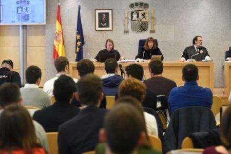La Audiencia Nacional revisa el miércoles la condena a los abertzales de Alsasua con más testigos