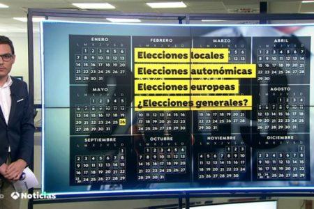 El juicio por el 'procés' y las elecciones del 26 de mayo, claves en el año político