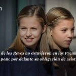 Cuatro Reyes para entregar los Premios Nacionales del Deporte