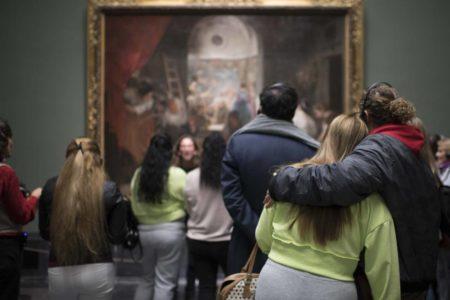 Las Hilanderas, de la cárcel al Museo del Prado