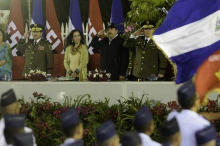 El elocuente silencio del Ejército durante la crisis de Nicaragua