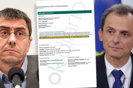 Sánchez ordena ahora perseguir chiringuitos fiscales como los de Monedero y Pedro Duque