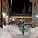 Una fuerte ola de frío se abate sobre Europa