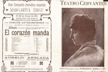 Teatro y variedades en la Granada de los tiempos de Lorca