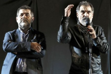 La Asociación de Escritores critica a Pen Internacional por pedir que se retiren los cargos contra Sánchez y Cuixart