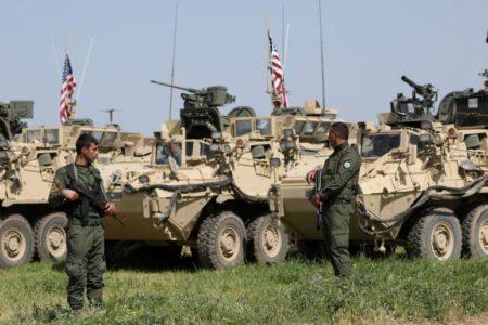 EE UU inicia la retirada de Siria sin precisar cifras ni calendario