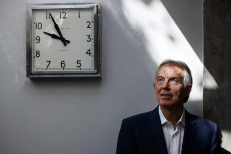 """Tony Blair: """"Si el Brexit está bloqueado, la única solución es el referéndum"""""""