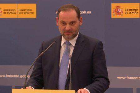"""Ábalos, sobre los Presupuestos: «Los catalanes tienen que estar encantados"""""""