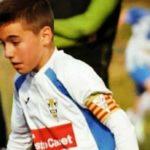Conmoción en el fútbol base por la muerte de un niño de 12 años