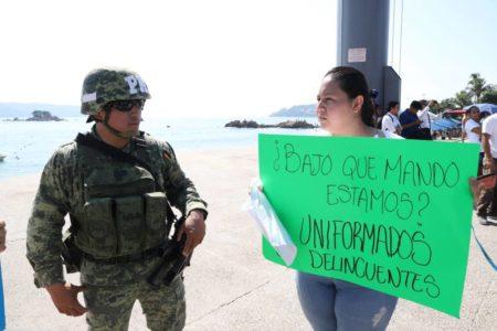 López Obrador llama a unirse a la Guardia Nacional, sin que el cuerpo exista