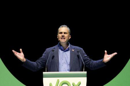 Vox apoyará la investidura de Juanma Moreno y permite el Gobierno de Andalucía a PP y Ciudadanos