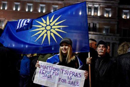 El Parlamento griego ratifica el acuerdo con Macedonia y abre la puerta a su ingreso en la UE y la OTAN