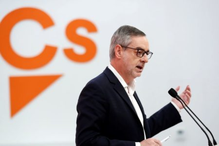 Villegas asegura que no habrá mesa de negociación con Vox en Andalucía y se ciñe a las medidas pactadas con PP