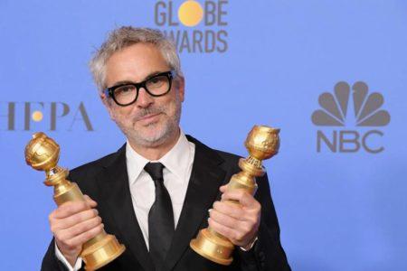 El choteo de los Globos de Oro impulsa el Oscar para 'Roma'