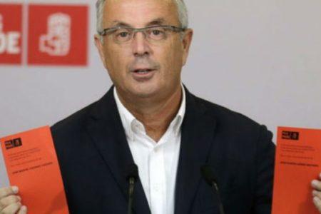 La juez ve indicios de prevaricación del socialista Pachi Vázquez como alcalde de O Carballiño