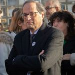 El juez no admite la querella de Torra contra Marín por injurias y calumnias