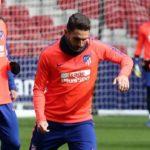 Koke se suma a la larga lista de bajas del Atlético