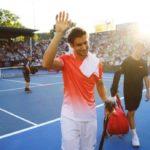 Auckland despide a David Ferrer con una inmensa ovación