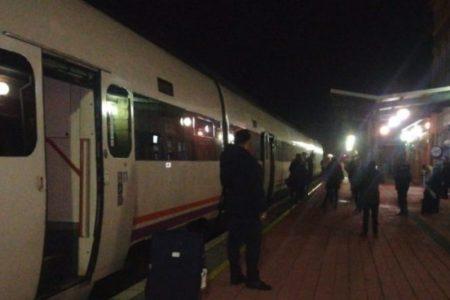 """C's ve """"vergonzosa"""" la respuesta de Renfe a las averías del tren en Extremadura"""