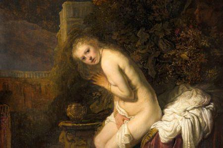 La plumbonacrita, el ingrediente secreto de los cuadros de Rembrandt