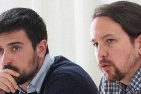 Iglesias nombra una gestora en Madrid para controlar la candidatura que competirá con Errejón