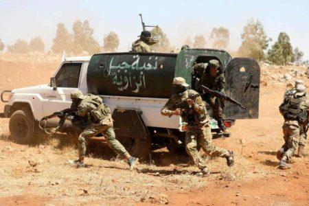 Los yihadistas toman el control de Idlib, último bastión rebelde de Siria