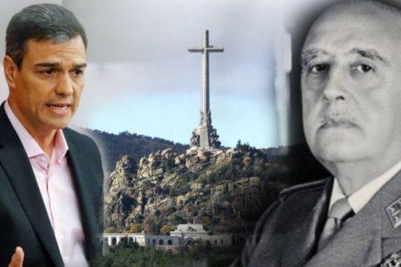Los Franco solicitan paralizar la exhumación por irregularidades administrativas del Gobierno