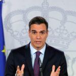 Sánchez felicita un nuevo año «lleno de oportunidades para seguir avanzando»