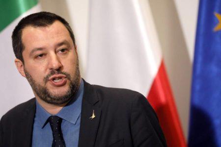 La línea dura de Salvini agrieta el Gobierno italiano