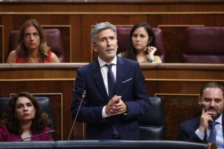 El PP pide que Marlaska explique en el Congreso el acercamiento de presos de ETA al País Vasco