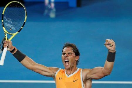 Rafa Nadal y todas sus finales de Grand Slam