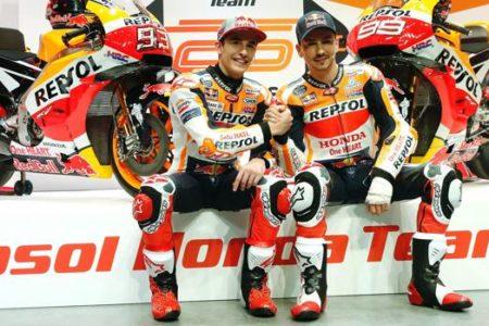 Márquez: «El gallo se tiene que ganar el respeto en la pista»
