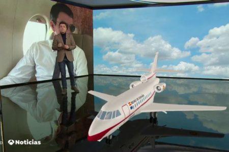 Nueva polémica por el Falcon: Sánchez lo usará este fin de semana para volar a Canarias a un acto de partido, no de Gobierno